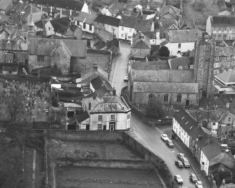 Plympton An Ancient Town Somewhere In Devon